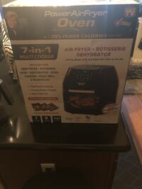 Power Air Fryer Oven  Humble, 77396
