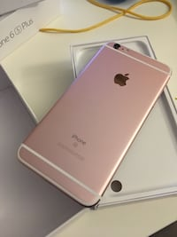 iphone6s plus 16gb rosegold  Mississauga, L5B