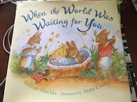 BN When the World Was Waiting For You hardcover book