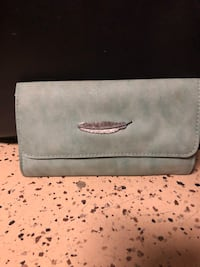 gray and black leather wristlet American Canyon, 94503