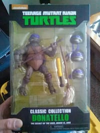 TMNT classic collection Donatello action figure Santa Maria, 93454