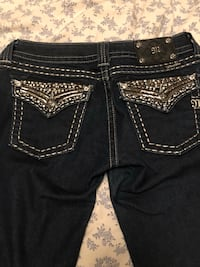 Miss me jeans size 28 in seam 33 stretch fabric  Livonia, 48152