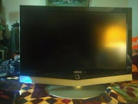 "black flat screen 41"" Dolby Surround Samsung TV-H  North Chicago, 60064"