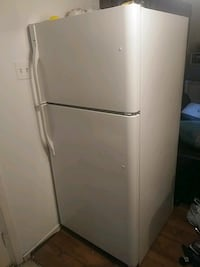 Full size fridge white