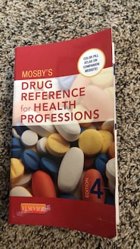 Mosby's drug reference for health professionals