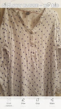 Blouse - Old Navy