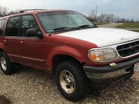 Ford - Explorer - 1998 Newcomerstown, 43832