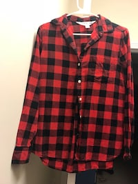Women's Flannel Gingham Conway, 29526