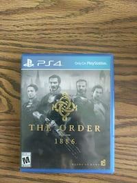 The Order 1886 Vancouver, 98661