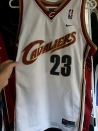 Lebron jersey Richmond