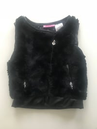 Toddlers Faux Fur Vest Germantown, 20874