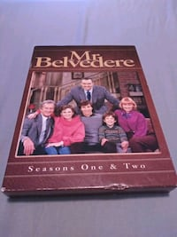 Mr. Belvedere season 1 & 2 dvd Gaithersburg, 20886