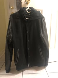 Empyre bomber hoodie jacket $20 large Vaughan, L6A 3C5