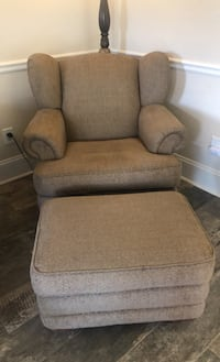 Chair with ottoman offers welcome Dacula, 30019