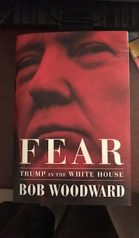Brand new Fear - Bob Woodward  Rockville, 20852
