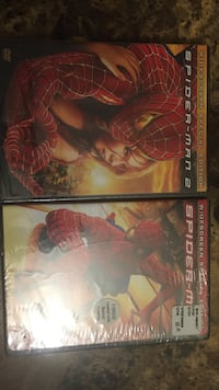 Two spider-man 2 cases $15 for both unopened Ballston Spa, 12020