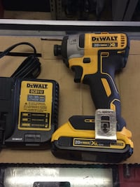 Dewalt impact drill with charger Manassas Park, 20111