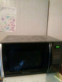black and gray microwave oven Seattle, 98108