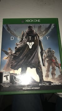 Destiny for Xbox one Mission, 78572