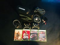 Xbox 360 Modern Warfare 2 Limited Edition 250GB HDD w/2 wireless controllers, headset, and 4 great games. 1186 mi