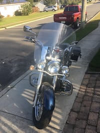 black and gray cruiser motorcycle Gaithersburg, 20878