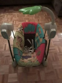 FISHER PRICE BABY SWING Montréal, H8R 3W3