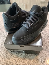 Jordan Retro 3 Black Cat Orlando, 32839