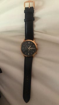 Black and Gold Fossil Watch Philadelphia, 19120