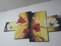 Large Hand painted canvas!!! Mississauga, L4W 3S8