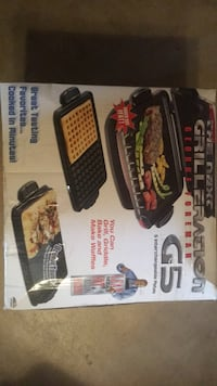 The Next Grilleration George Foreman Rancho Cucamonga, 91737