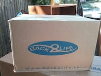 Back pain relief technology  Temple Hills, 20748