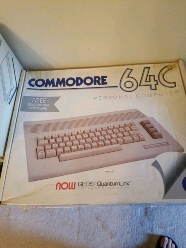 Used Commodore 64 for sale in Chantilly - letgo