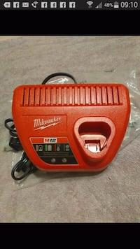 Milwaukee m12 battery charger brand new Los Angeles, 91406