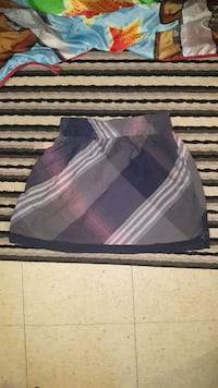grey and black check mini skirts Moncton, E1A 5H8