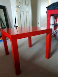Red Nightstand Kitchener, N2E 3Y6
