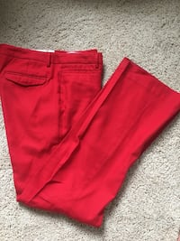 Gap size 8 Tall red pants Urbandale, 50323