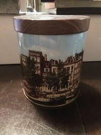 VINTAGE PIPE TOBACCO TIN.