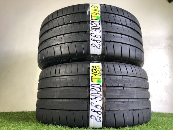 Used Tires Orlando >> Used 285 30 20 Michelin Pilot Super Sport 2 Used Tires 90 Life For
