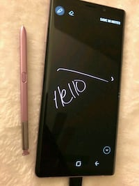 Samsung Galaxy Note 9 128gb with box Rockville, 20855
