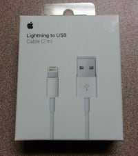 New in Sealed Box: Original Apple Lightning Charge (long) Cable