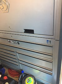 gray and black tool chest Suitland, 20746