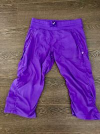 Lululemon studio pants, cropped Port Coquitlam, V3C