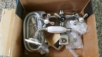 Brand new claw foot faucet never used in box  Pacifica, 94044