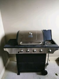 black and gray gas grill Nashville, 37203
