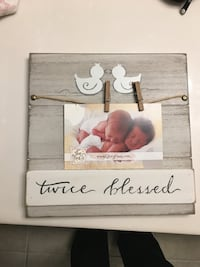 Twice blessed picture frame Peachtree Corners, 30092