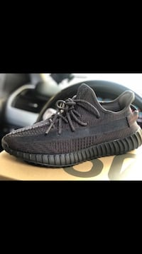 Adidas Yeezy Boost 350 V2 Black Static (Non Reflective) Bridgeport, 06604