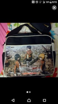 Attack on Titan/Shingeki no Kyojin Tasche Anime  Berlin, 14059