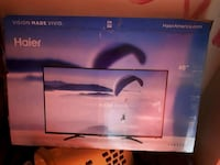 Haier flat screen tv Port Colborne, L0S 1R0