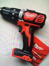 "MIlWAUKEE : New DRILL/ DRIVER M18 1/2"" (13mm) Never Used Before Only Tool Not Battery Los Angeles, 91343"