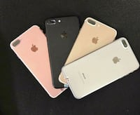 gold iPhone 7 plus with box United States